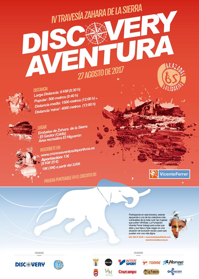 Travesía Discovery Aventura - Zahara de la Sierra