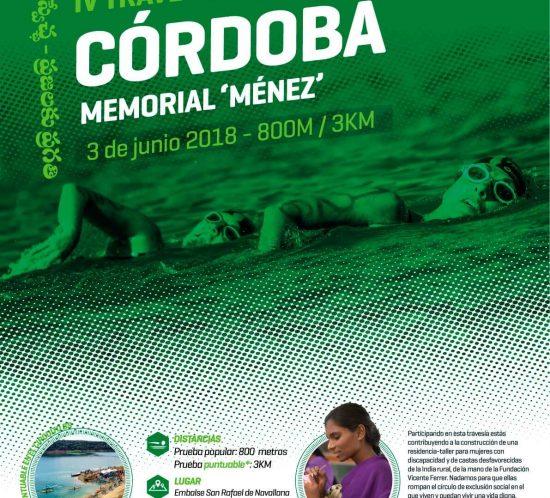 IV Travesía Ciudad de Córdoba 2018