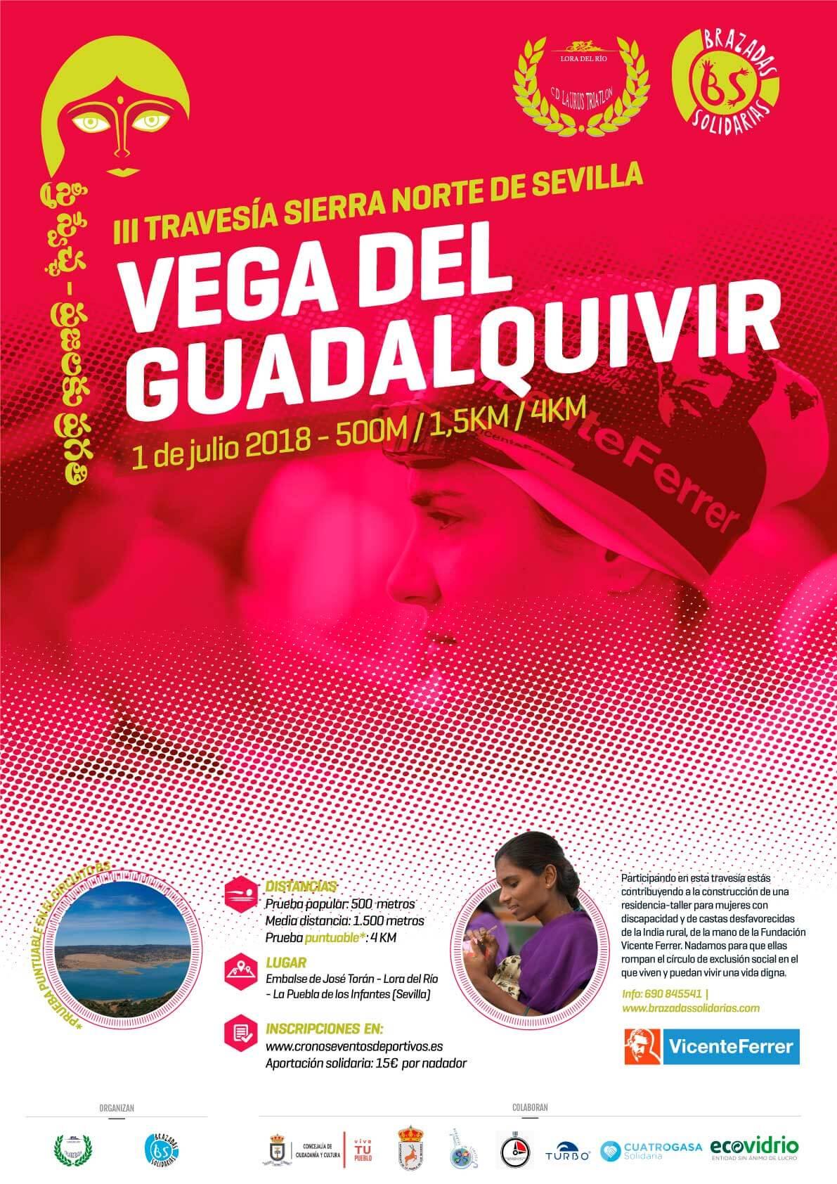 III Travesía Vega del Guadalquivir - Sierra Norte de Sevilla 2018