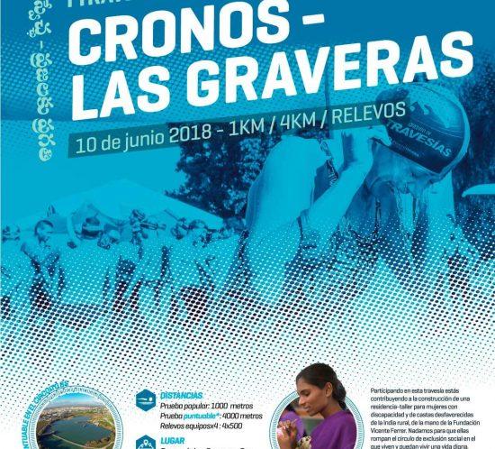 Travesía Cronos - Las Graveras