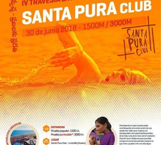 Travesía Santa Pura - La Antilla - Huelva