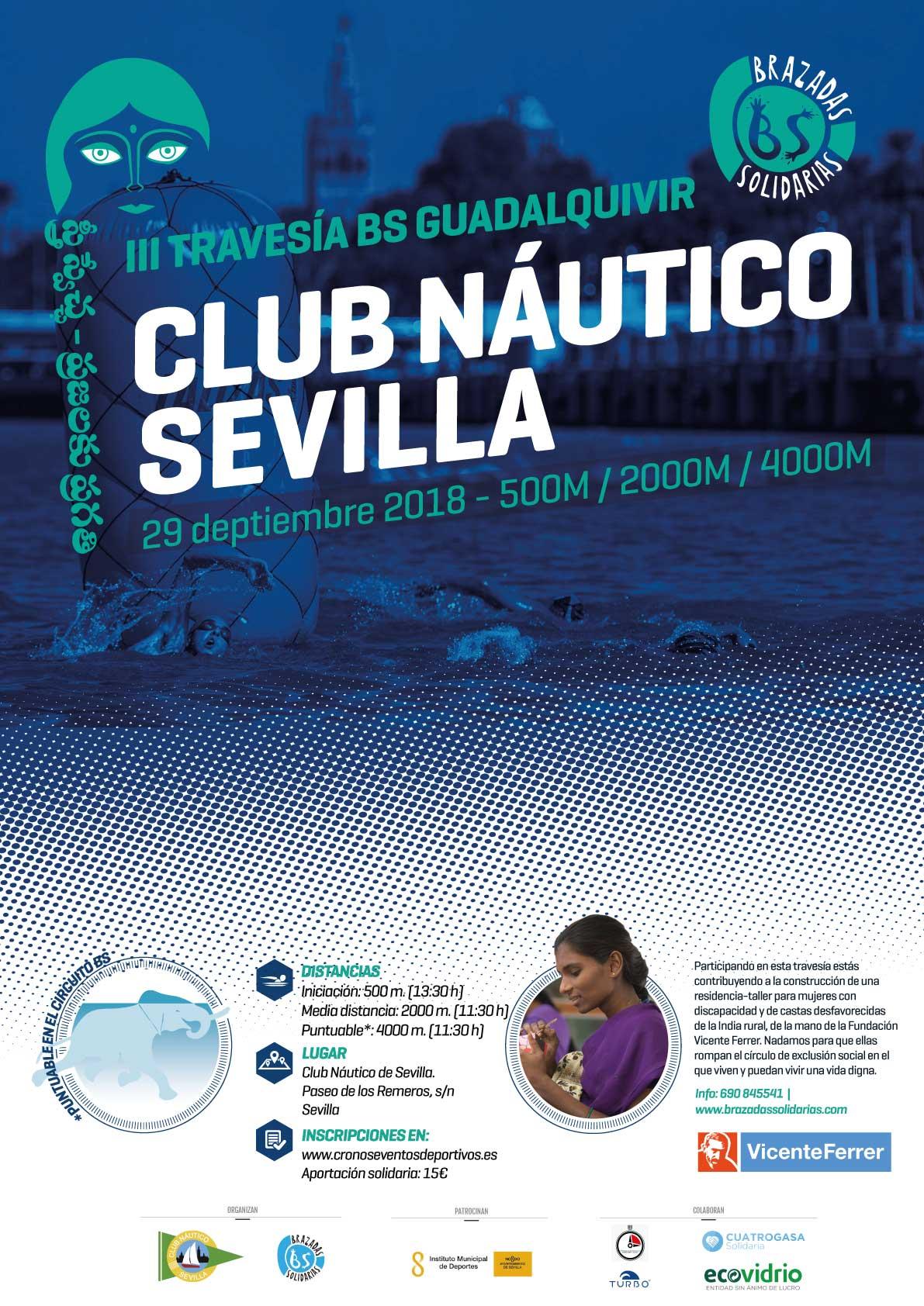 Travesía Club Náutico Sevilla